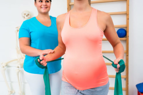 Physio avant et après l'accouchement